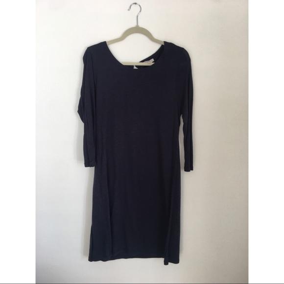 Lila rose navy dress